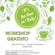 It's tea time in Italy! – Workshop Gratuito sul tè