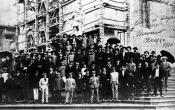 1910-gita-allievi-e-professori-ad-arezzo