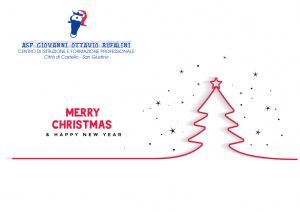 Progetto Christmas card FRONTE
