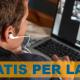 Per gli studenti accesso alle piattaforme di didattica a distanza senza limiti di Giga.